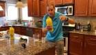 El reto del limón: un litro de jugo en 17 segundos