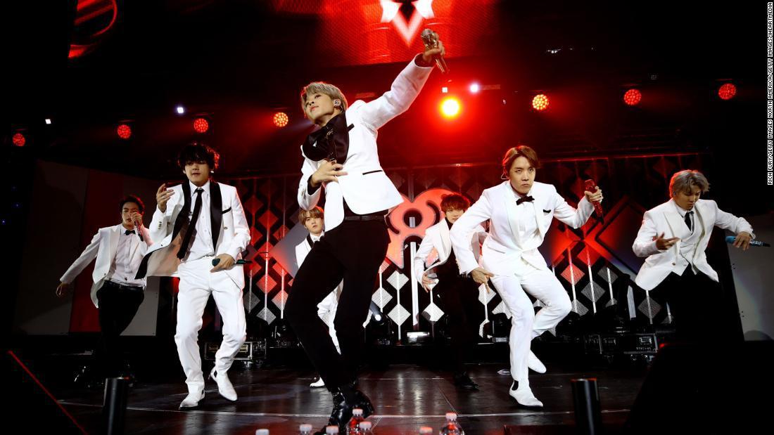 BTS K-pop Black Lives Matter
