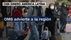 Riesgo de rebrote de covid-19 en América Latina