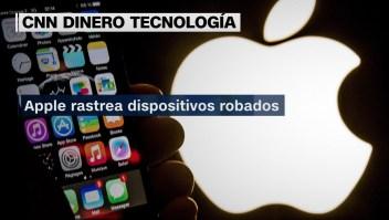 Apple desactiva y rastrea iPhones  robados en saqueos