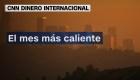 Mayo: el mes más caliente registrado en la Tierra