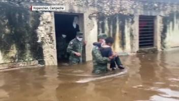 ¿Cómo explicar estas intensas lluvias en México?