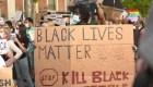 Miles en España protestan contra el racismo