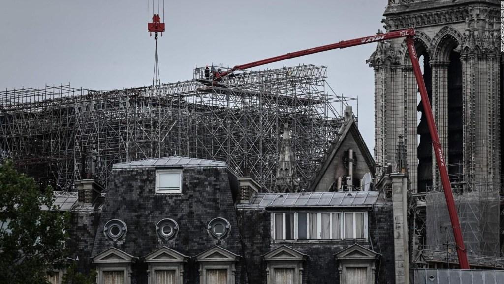 5 cosas: Restaurando Notre Dame y más