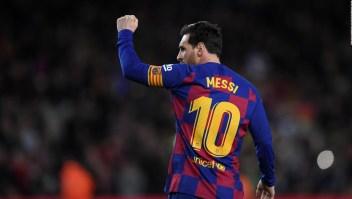 Messi se prepara para la liga