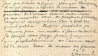Subastan carta escrita por Van Gogh y Gauguin