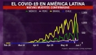 Covid-19: ¿qué países tienen más casos en Latinoamérica?