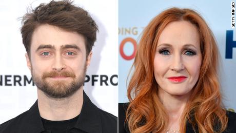 El actor Daniel Radcliffe defiende a las mujeres transgénero