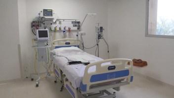 ¿Evitó Argentina la saturación de hospitales por covid-19?