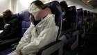 Así será el distanciamiento físico en vuelos comerciales