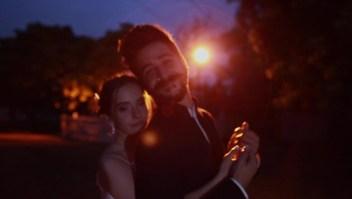 Camilo nos cuenta cómo vive la cuarentena recién casado