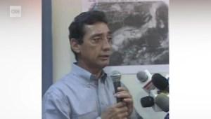 """Me voy a casa"", dice exgobernador sentenciado por narcotráfico"