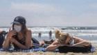 Recomendaciones para el uso de mascarillas en el verano