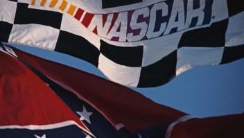La Nascar prohíbe la bandera confederada en sus eventos