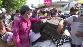 Estos venezolanos no pueden volver a su país por la pandemia