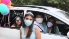 Festejos en la pandemia se reinventan para celebrar