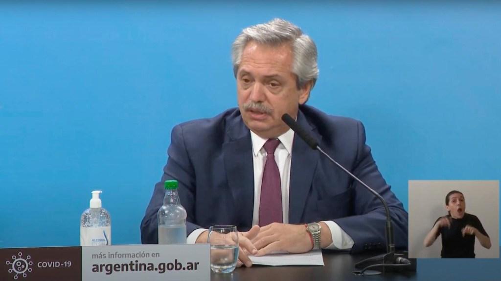 """¿Por qué habló Fernández de posible """"cuarentena absoluta""""?"""