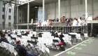 La Deutsche Oper de Berlín retoma actuaciones en un estacionamiento