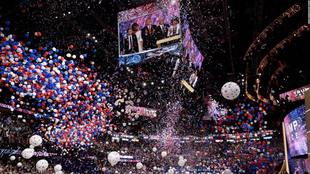 Una convención republicana a la medida de Trump