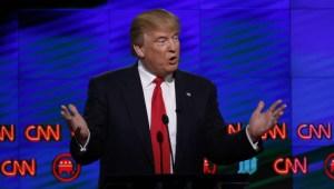 La campaña del presidente Trump demanda disculpas de CNN