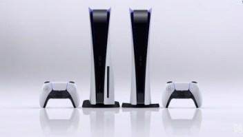 Así se ve la PlayStation 5 de Sony
