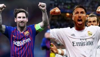 LaLiga: así llegan FC Barcelona y Real Madrid