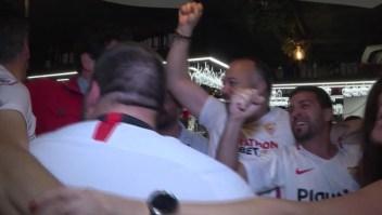 LaLiga: así celebraron aficionados españoles su regreso