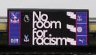Los jugadores de la Liga Premier van contra el racismo