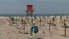 Brasil, el segundo país con más muertes por covid-19 en el mundo