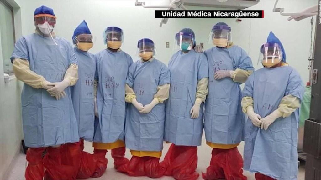 Denuncian muerte de personal sanitario en Nicaragua