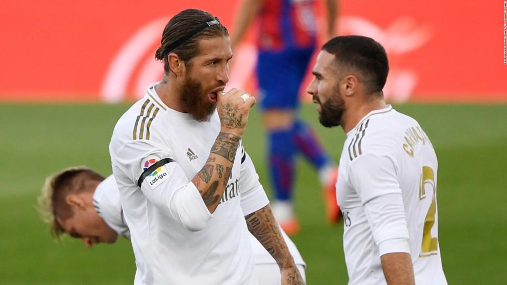 Real Madrid: Sergio Ramos analiza el triunfo de regreso