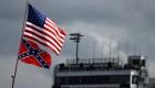 ¿Por qué es tan polémica la bandera confederada?