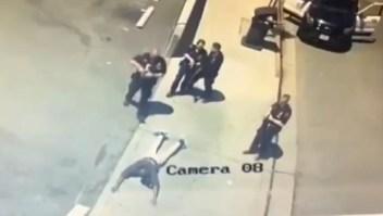 Jay Pharoah publica video en el que es detenido por la policía