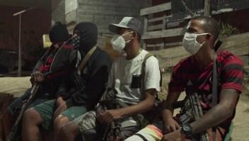 Carteles imponen reglas contra el covid-19 en estas favelas
