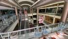 Buenos Aires: Centros comerciales, también en cuarentena