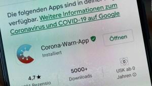 Alemania lanza aplicación contra el covid-19