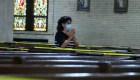 Feligreses regresan a las iglesias católicas en Nueva York
