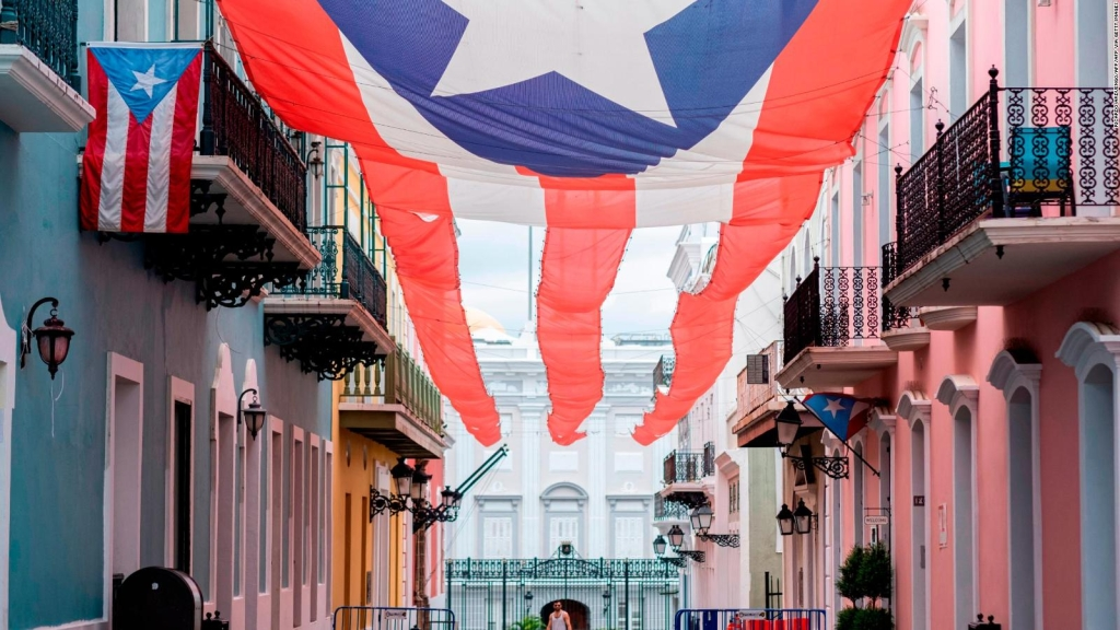 With these measures Puerto Rico begins the reopening