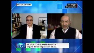 El Dr. Huerta  sobre su primera autopsia a los 9 años