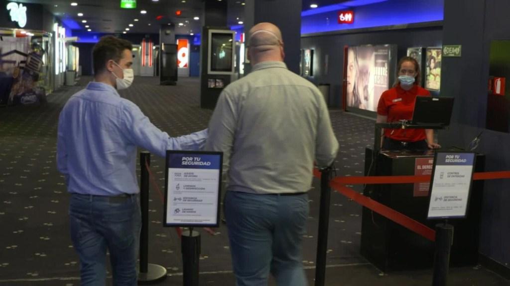 Ir al cine en España no será lo mismo tras el covid-19