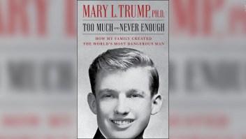 Sobrina de Trump gana la demanda y publica su libro