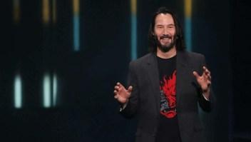 Keanu Reeves subasta una videollamada para caridad