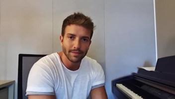 El cantante Pablo Alborán hace pública su homosexualidad