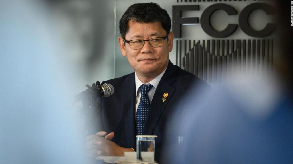 Crisis en la península coreana: renuncia ministro de Unificación