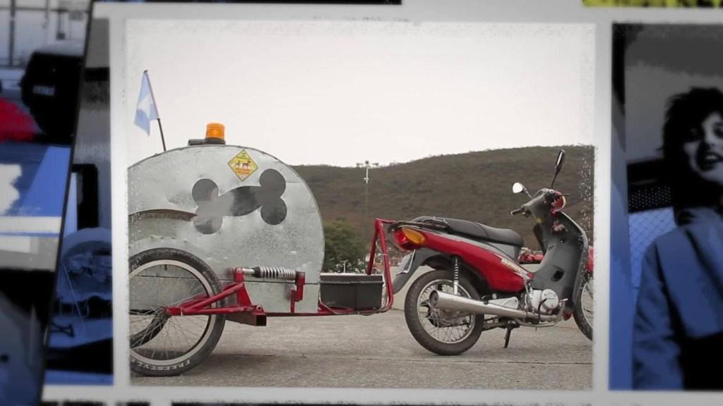 El Perromóvil, una ambulancia para animales