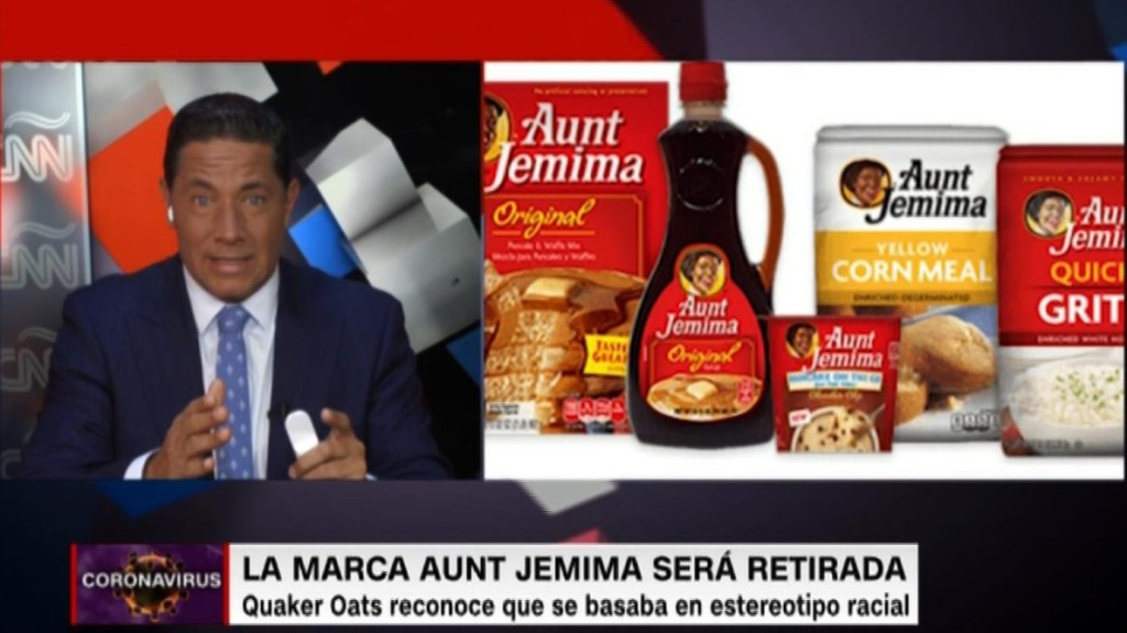 La marca Aunt Jemima será retirada por estereotipo racial