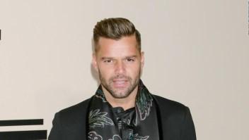 Ricky Martin dice que no descartaría incursionar en la política