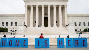 ¿Cómo se benefician los dreamers con el fallo de la Corte Suprema de EE.UU.?