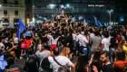 La celebración en Nápoles que rompió todas las medidas sanitarias