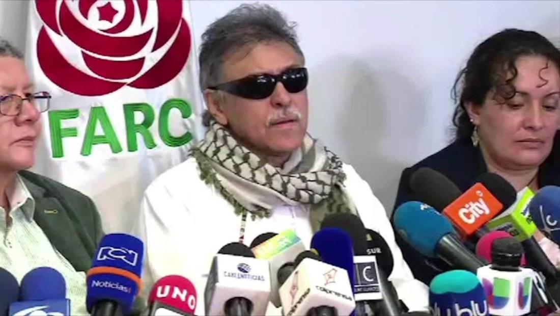 EE.UU. ofrece millonaria recompensa por exmilitantes de las FARC